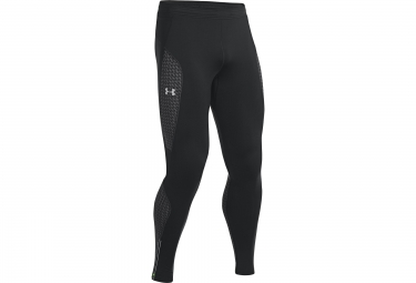 UNDER ARMOUR COLDGEAR INFRARED RUN Long Tight Black