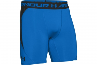 UNDER ARMOUR HEATGEAR ARMOURVENT Compression Shorts Blue