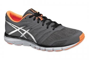 ASICS Chaussures Gel ZARACA 4 Noir Orange