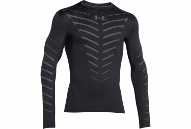 UNDER ARMOUR COLDGEAR INFRARED ARMOUR Long Sleeves Thermal Jersey Black