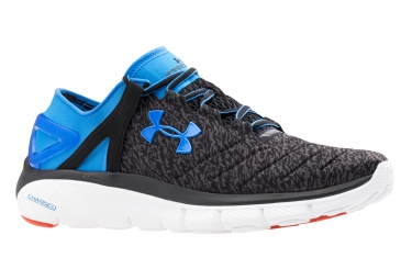 UNDER ARMOUR SPEEDFORM FORTIS GRAPHIC Noir Bleu