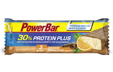 POWERBAR Barre PROTEIN PLUS 30% 55gr Orange Jaffa Cake