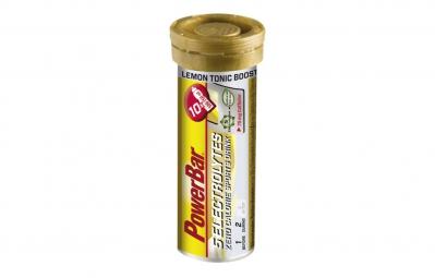 POWERBAR 5 ELECTROLYTES 10 comprimés Citron Tonic