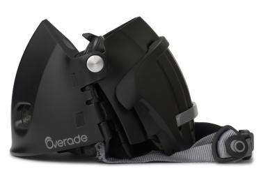 OVERADE Casque Pliable PLIXI V1 Noir