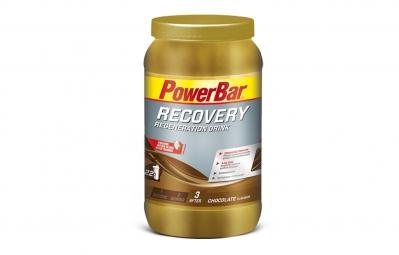 POWERBAR Boisson énergétique RECOVERY 1210gr Chocolat
