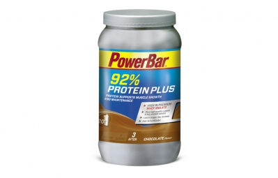 POWERBAR Boisson PROTEIN PLUS 92% 600gr Chocolat