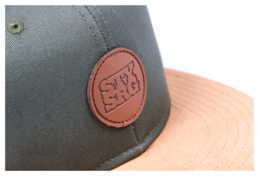 STAYSTRONG CasquetteICON SNAPBACK Woods Strap