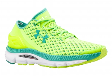 Zapatillas UNDER ARMOUR SPEEDFORM GEMENI Mujer Amarillo