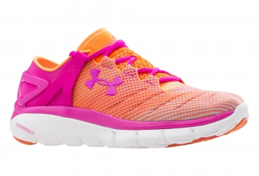 UNDER ARMOUR Pair of Shoes SPEEDFORM FORTIS PIXEL Pink Orange Women