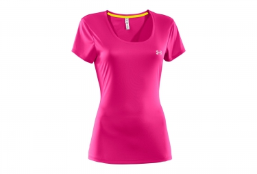 Under Armour Heatgear Flyweight T Jersey Pink