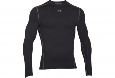 UNDER ARMOUR Long Sleeves Thermal Jersey Black