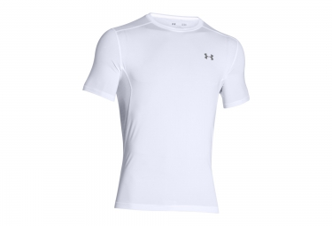 UNDER ARMOUR RAID Short Sleeves Jersey White