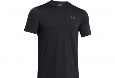UNDER ARMOUR RAID Short Sleeves Jersey Black