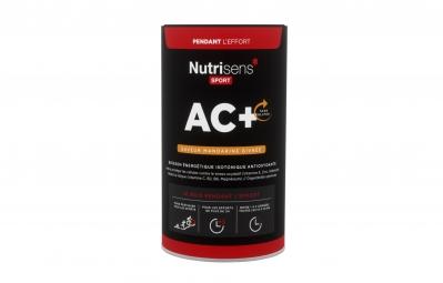NUTRISENS Boisson énergétique AC+ Pot de 500g Mandarine givrée