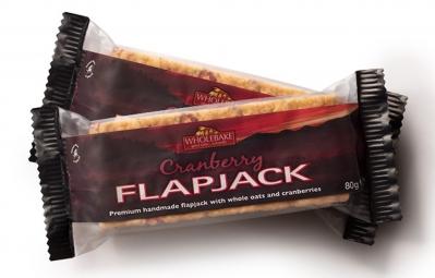 NUTRISENS Barre énergétique FLAPJACK 80g Cramberries