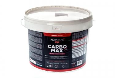 NUTRISENS Boisson énergétique CARBO MAX Sceau 5kg Fruits Rouges