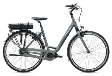 Vélo Electrique Femme TREK 2016 LM600+ Gris