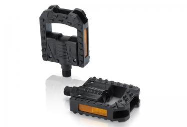 XLC Paire de Pédales pliables PD-F01 Noir