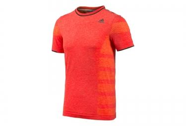 ADIDAS T-shirt ADISTAR PRIMEKNIT Orange