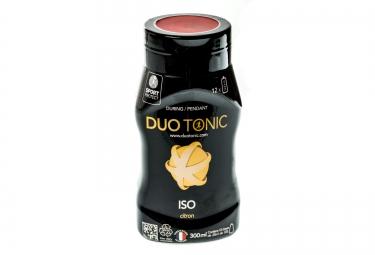 DUO TONIC Boisson énergétique ISO Citron 300ml