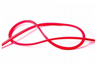 FREE LACE Lacets en Silicone Rouge