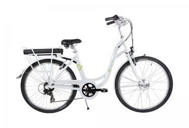 ARCADE 2016 Vélo Electrique E-COLORS 300Wh Blanc