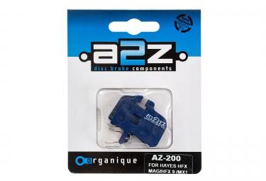 A2Z Plaquettes Organiques Hayes HFX MX