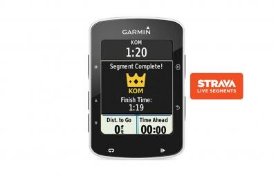 GARMIN GPS EDGE 520 Noir/Blanc