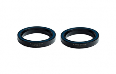 CANE CREEK Roulement 40-Series Oxide Black 41 mm 1-1/8´´ (Paire)