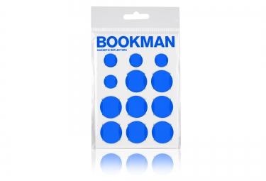 BOOKMAN Magnet Reflechissant MAGNETIC REFLECTORS Bleu