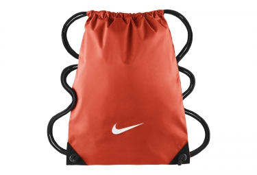 NIKE Sac de gym SWOOSH Orange 8L