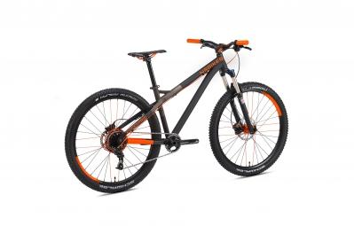 VTT Semi-Rigide NS Bikes ECCENTRIC AL2 27.5'' Noir / Orange 2016