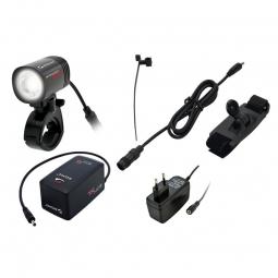 SIGMA Lampe Karma EVO Pro K-set black