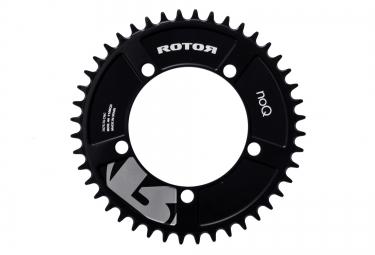 ROTOR Plateau Cyclo-cross NoQ CX1 Aero BCD110 5 Branches Noir