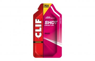 CLIF BAR Gel énergétique CLIF SHOT Goût Framboise