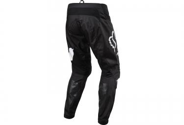 FOX Pantalon DEMO DH Noir Blanc