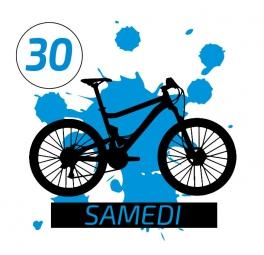 Jean Racine 2016 SAMEDI VTT 30km