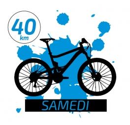 Jean Racine 2016 SAMEDI VTT 40km