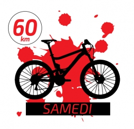 Jean Racine 2016 SAMEDI VTT 60km