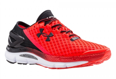 UNDER ARMOUR SPEEDFORM GEMINI 2 Pair of Shoes Red Black