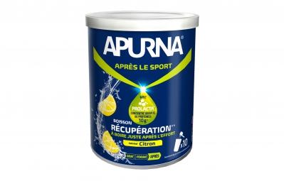 APURNA Boisson de Récupération Citron Pot 400g