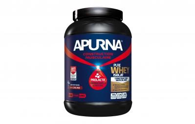APURNA Pot de Protéines PURE WHEY ISOLAT Chocolat Pot 750g
