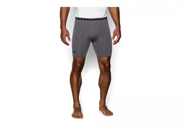 UNDER ARMOUR Short de Compression HEATGEAR ARMOUR Gris