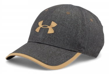 UNDER ARMOUR STORM RUN Cap Grey Beige
