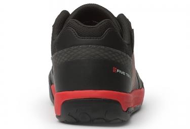 Chaussures VTT FIVE TEN FREERIDER CONTACT Noir rouge