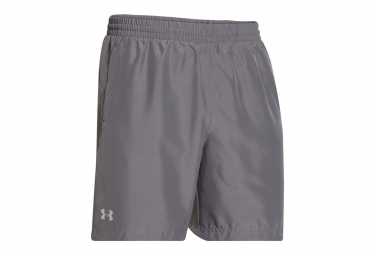 UNDER ARMOUR LAUNCH 7 Shorts Grey