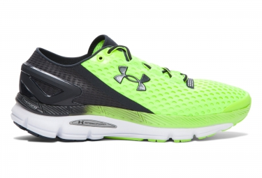 UNDER ARMOUR SPEEDFORM GEMINI 2 Pair of Shoes Green Black