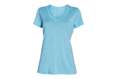 UNDER ARMOUR TWIST TECH Short Sleeves Jersey Light Blue Women