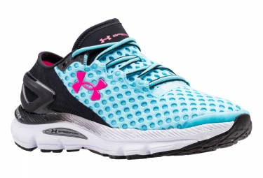 UNDER ARMOUR SPEEDFORM GEMINI 2 Pair of Shoes Blue Black Women