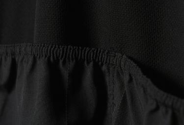 ADIDAS Maillot Manches Courtes SUPERNOVA REFLECTIVITY Noir Jaune